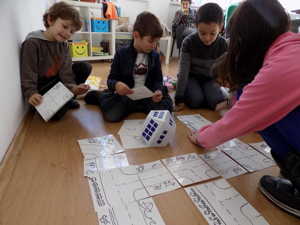 математически игри в школа Матема
