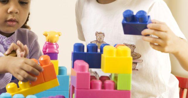 Детски конструктори и пространственото мислене при децата